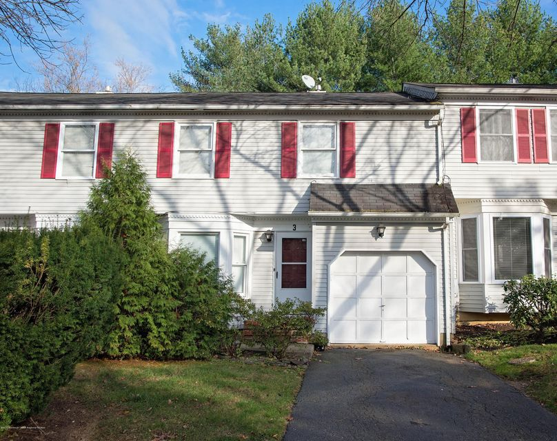 House for Sale at 3 Carriage Lane 3 Carriage Lane Englishtown, New Jersey 07726 United States