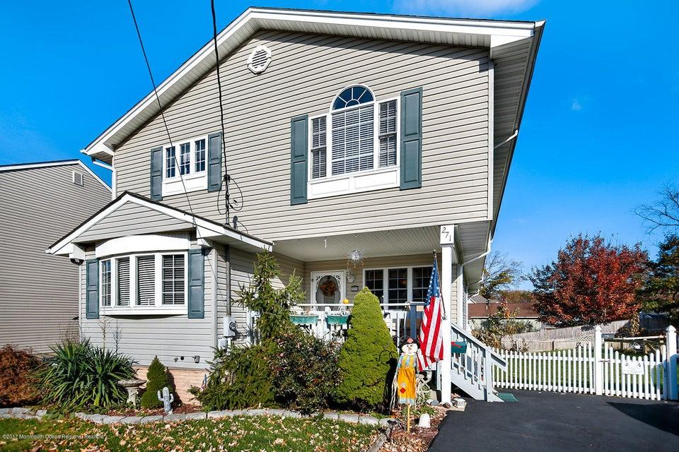 Single Family Home for Sale at 271 Britton Avenue 271 Britton Avenue South Amboy, New Jersey 08879 United States