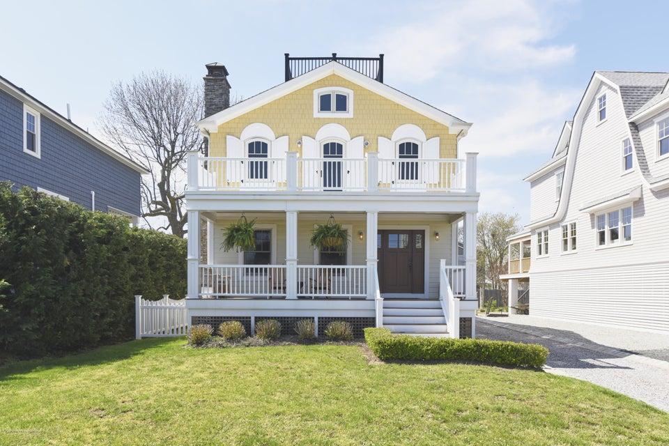 Maison unifamiliale pour l à louer à 44 Waterman Avenue 44 Waterman Avenue Rumson, New Jersey 07760 États-Unis