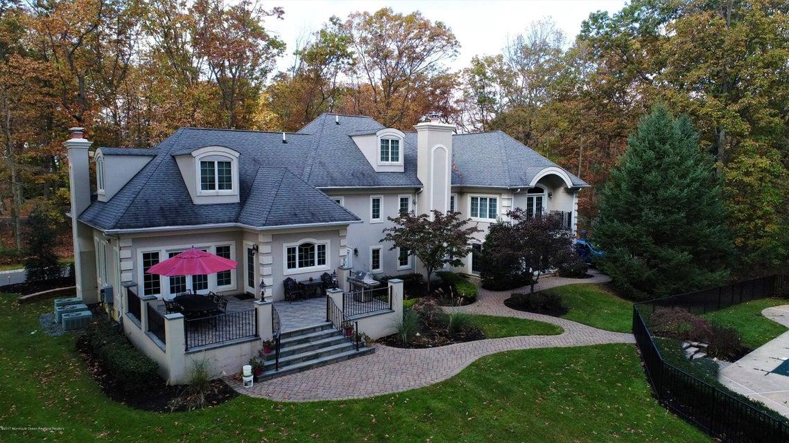단독 가정 주택 용 매매 에 236 Portland Road 236 Portland Road Middletown, 뉴저지 07748 미국
