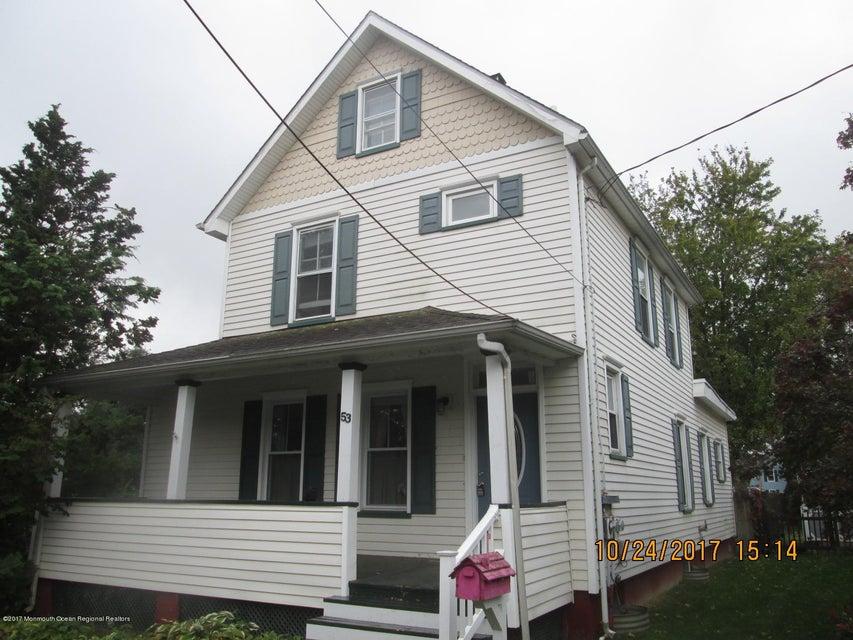 Casa Unifamiliar por un Venta en 53 Bay Avenue 53 Bay Avenue Atlantic Highlands, Nueva Jersey 07716 Estados Unidos