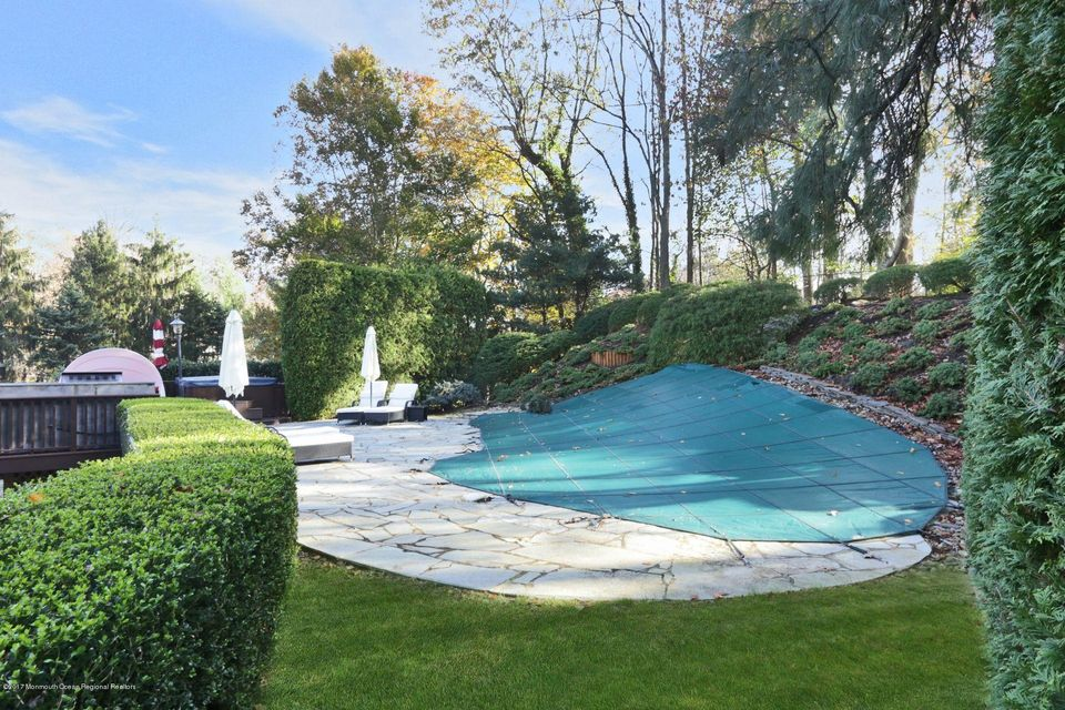Gunite, Salt Water Pool