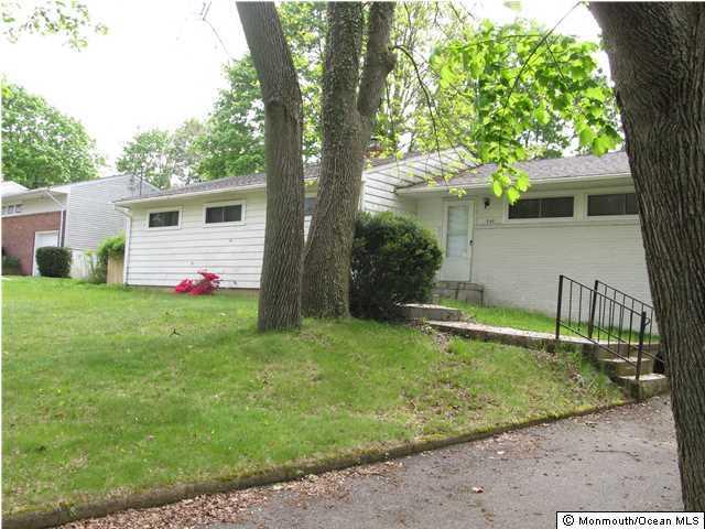 一戸建て のために 賃貸 アット 868 Red Oaks Drive 868 Red Oaks Drive Elberon, ニュージャージー 07740 アメリカ合衆国