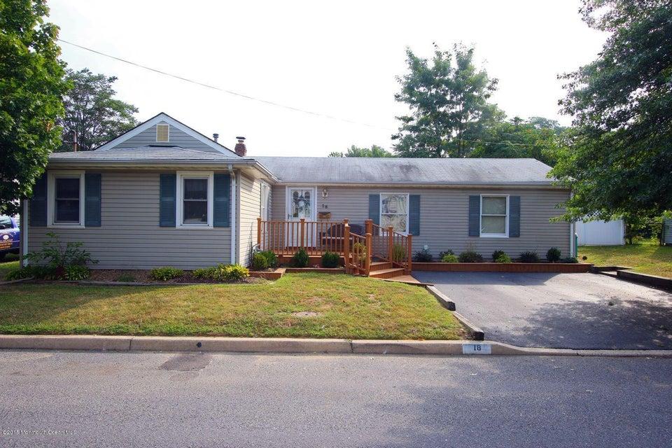 Maison unifamiliale pour l à louer à 18 Mills Avenue 18 Mills Avenue Middletown, New Jersey 07748 États-Unis