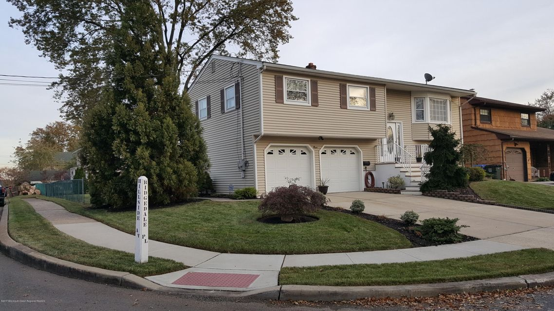 Single Family Home for Sale at 8 Ridgedale Place 8 Ridgedale Place Woodbridge, New Jersey 07095 United States