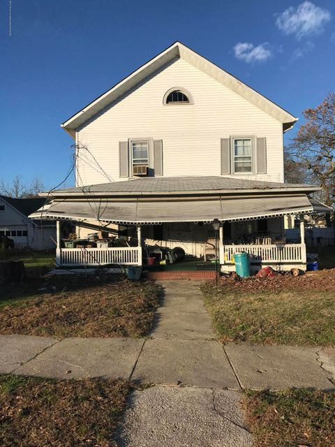 Front of property/lot