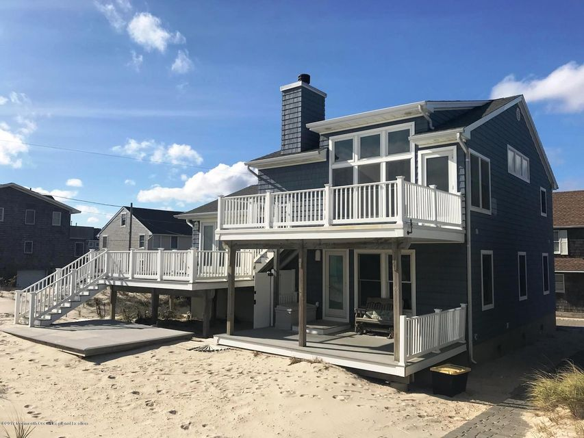 Single Family Home for Sale at 86 Ocean 86 Ocean Lavallette, New Jersey 08735 United States