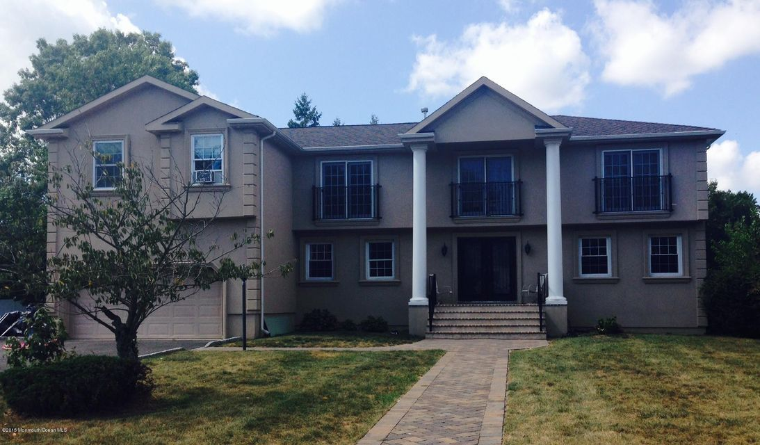 Single Family Home for Rent at 3 Darien Drive 3 Darien Drive West Long Branch, New Jersey 07764 United States