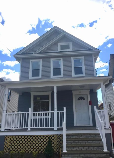 Single Family Home for Rent at 27 Chestnut Street 27 Chestnut Street Red Bank, New Jersey 07701 United States