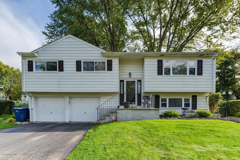 Maison unifamiliale pour l à louer à 10 Chaphagen Drive 10 Chaphagen Drive Neptune, New Jersey 07753 États-Unis