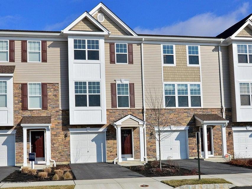 共管式独立产权公寓 为 出租 在 260 Mallard Lane 260 Mallard Lane 蛋港镇, 新泽西州 08234 美国