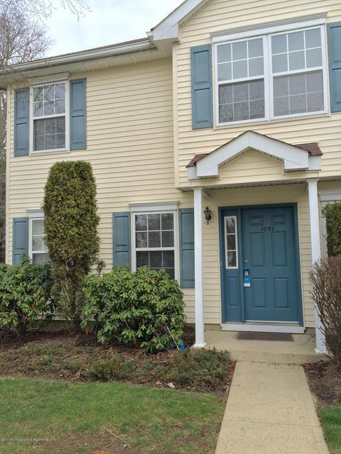 Condominium for Rent at 1091 Roseberry Court 1091 Roseberry Court Morganville, New Jersey 07751 United States