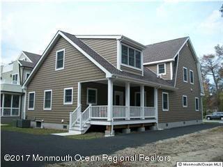 Casa Unifamiliar por un Venta en 157 Osborne Avenue 157 Osborne Avenue Bay Head, Nueva Jersey 08742 Estados Unidos