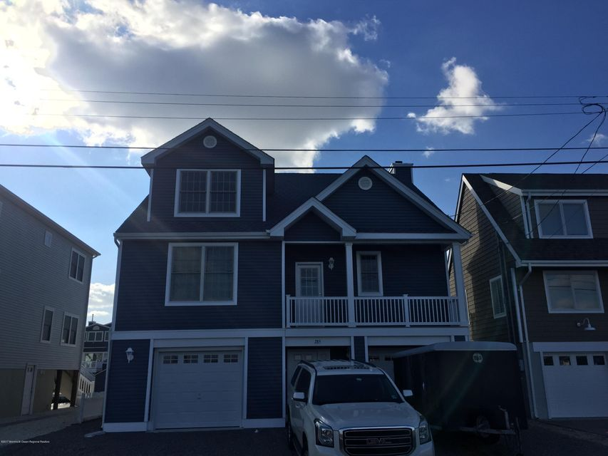 Single Family Home for Rent at 285 O Street 285 O Street Seaside Park, New Jersey 08752 United States