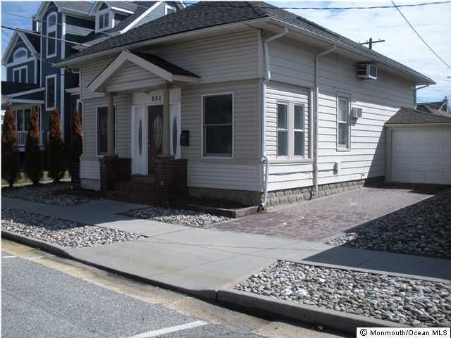 Single Family Home for Rent at 800 A Street 800 A Street Belmar, New Jersey 07719 United States