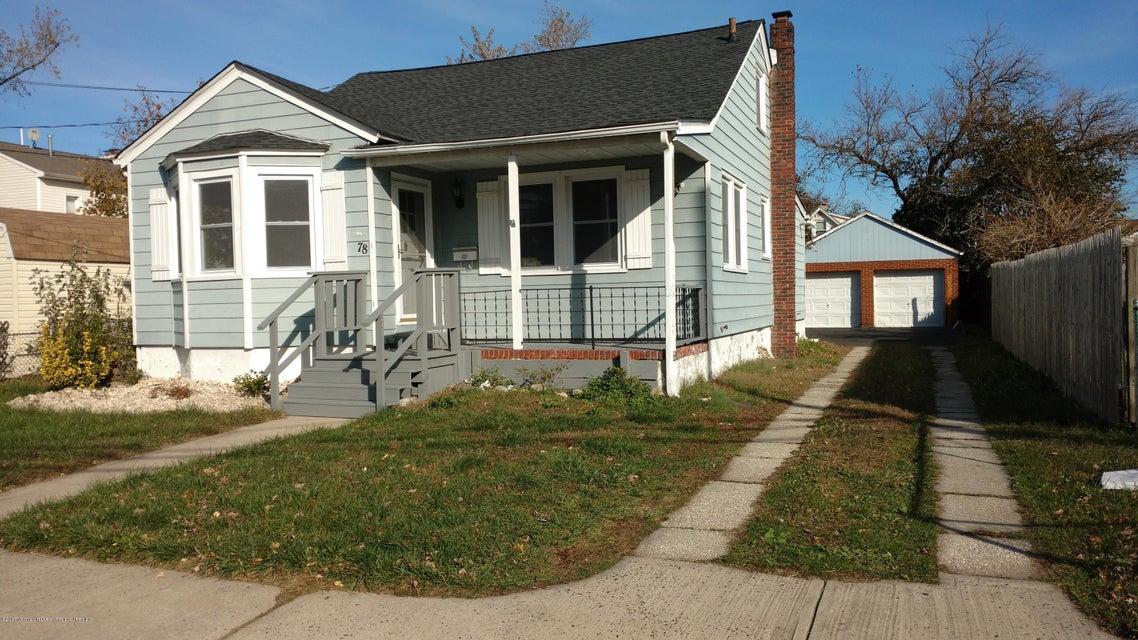 Maison unifamiliale pour l à louer à 78 Ramsey Avenue 78 Ramsey Avenue Keansburg, New Jersey 07734 États-Unis
