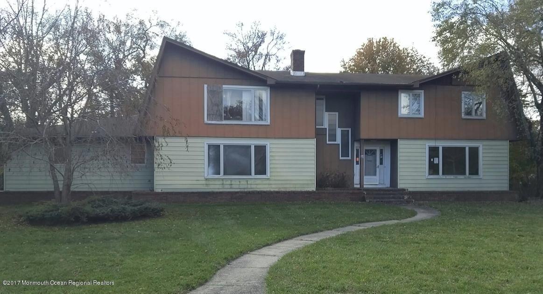 단독 가정 주택 용 매매 에 14 Surrey Lane 14 Surrey Lane Ocean Township, 뉴저지 07712 미국