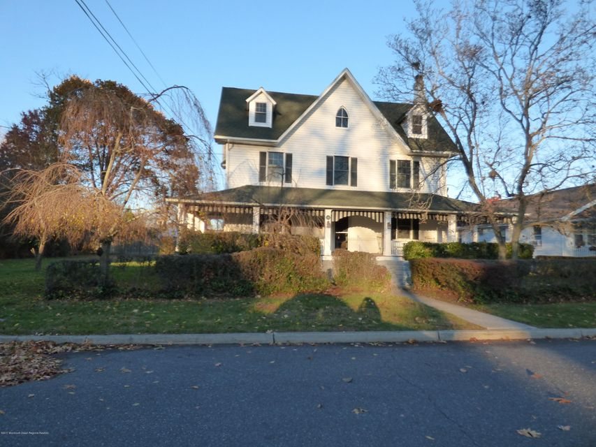 Single Family Home for Sale at 96 Riverview Avenue 96 Riverview Avenue Neptune City, New Jersey 07753 United States