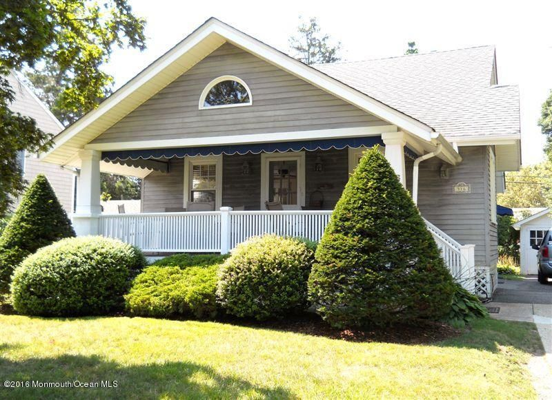 Single Family Home for Rent at 316 New York Boulevard 316 New York Boulevard Sea Girt, New Jersey 08750 United States