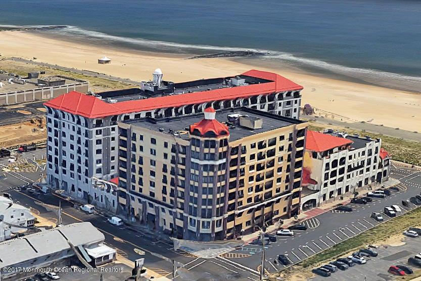 Condominio por un Alquiler en 1501 Ocean Avenue 1501 Ocean Avenue Asbury Park, Nueva Jersey 07712 Estados Unidos