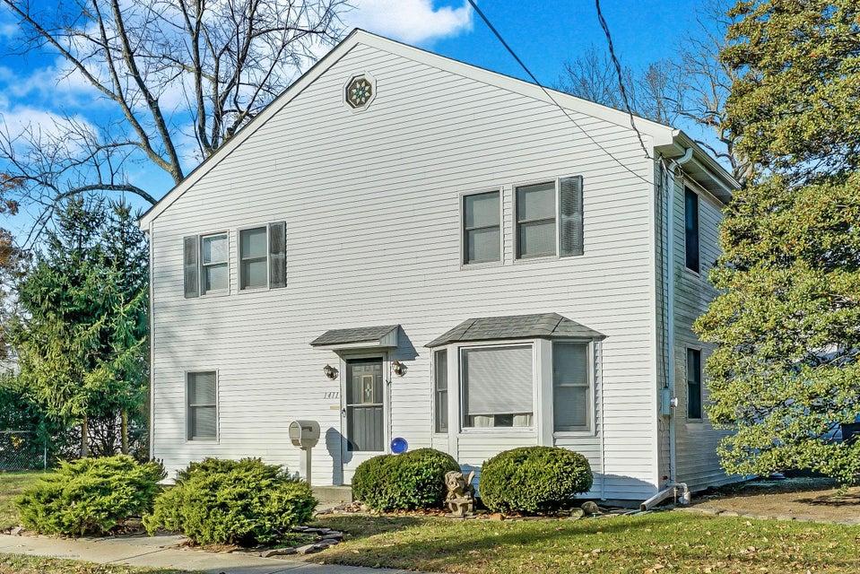 단독 가정 주택 용 매매 에 1411 Woodlock Avenue 1411 Woodlock Avenue Ocean Township, 뉴저지 07712 미국