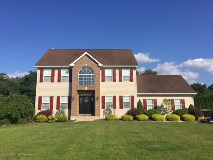 Single Family Home for Sale at 9 Maria Drive 9 Maria Drive New Egypt, New Jersey 08533 United States
