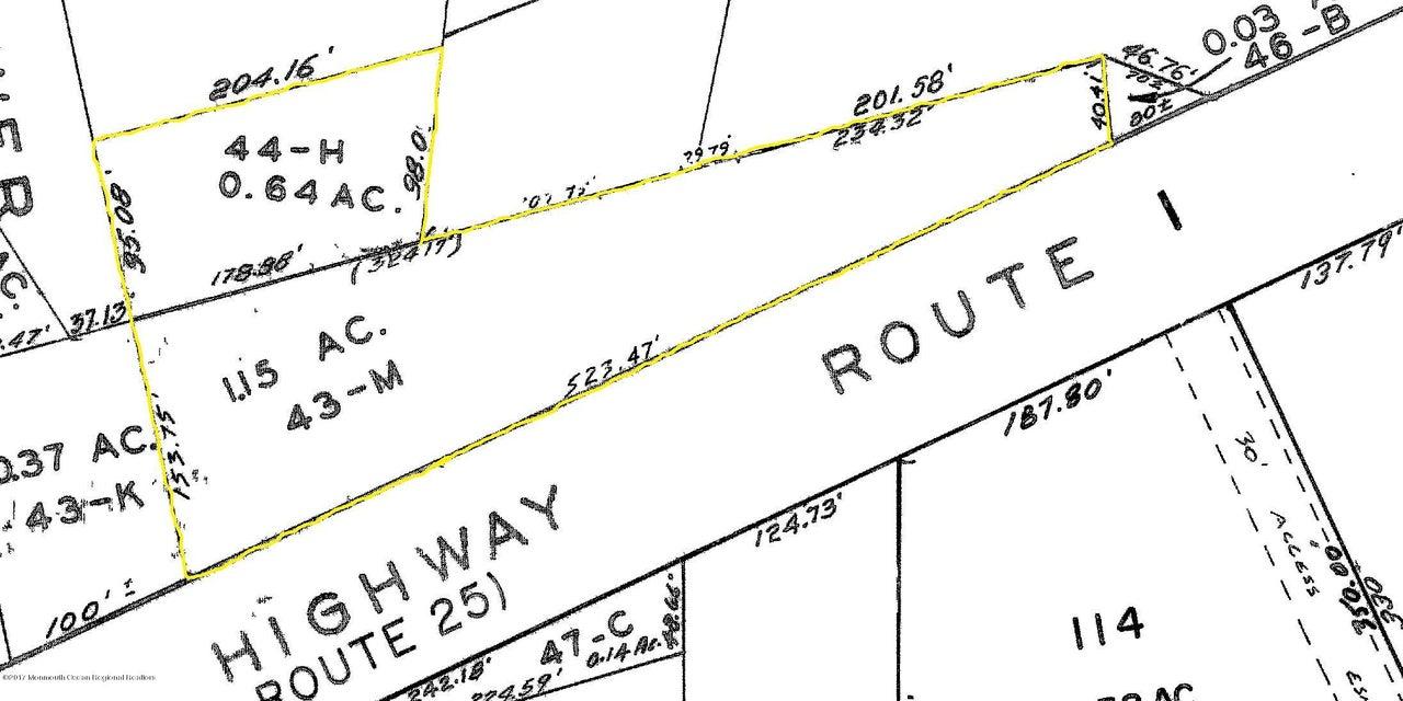 Commercial pour l Vente à 801 Us Highway 1 801 Us Highway 1 Edison, New Jersey 08817 États-Unis