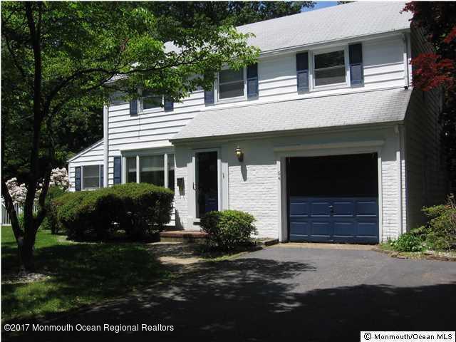 Casa Unifamiliar por un Alquiler en 64 Ridge Road 64 Ridge Road Fair Haven, Nueva Jersey 07704 Estados Unidos