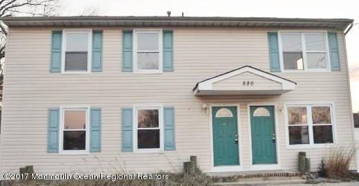 Casa Unifamiliar por un Alquiler en 880 Jane Drive 880 Jane Drive Beach Haven West, Nueva Jersey 08050 Estados Unidos