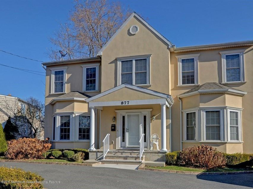 Casa Unifamiliar por un Venta en 877 Norwood Avenue 877 Norwood Avenue Long Branch, Nueva Jersey 07740 Estados Unidos