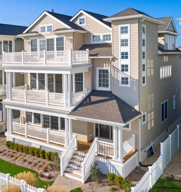 Single Family Home for Sale at 1204 Ocean Avenue 1204 Ocean Avenue Belmar, New Jersey 07719 United States