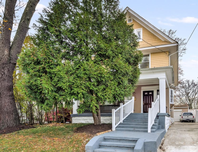 Single Family Home for Sale at 708 4th Avenue 708 4th Avenue Asbury Park, New Jersey 07712 United States