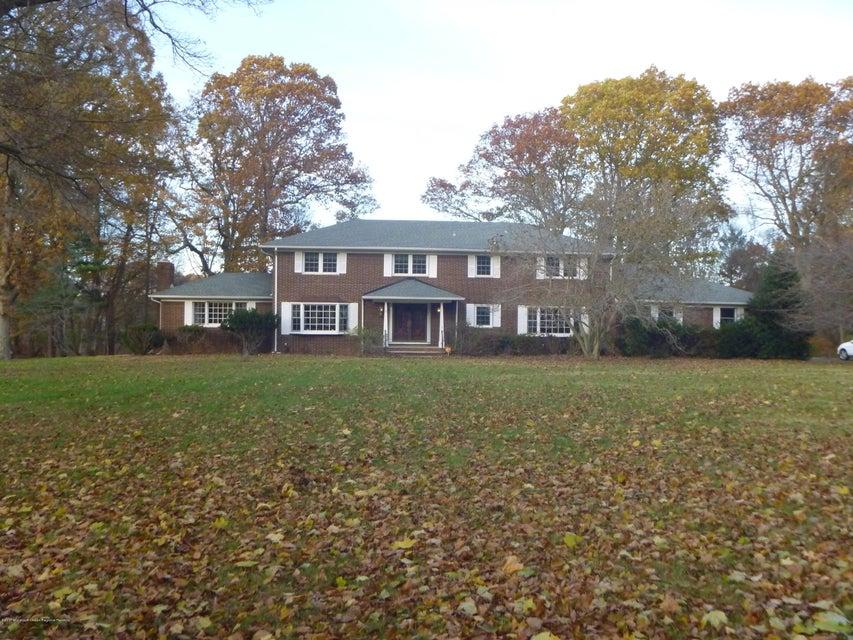 Einfamilienhaus für Verkauf beim 11 Page Drive 11 Page Drive Red Bank, New Jersey 07701 Vereinigte Staaten