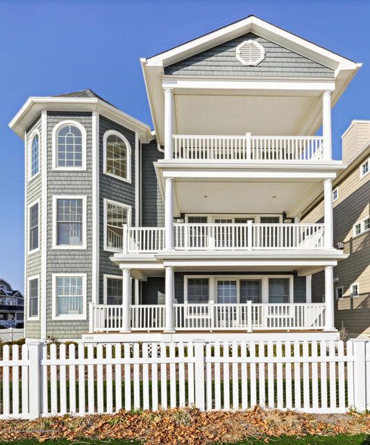 Single Family Home for Sale at 1206 Ocean Avenue 1206 Ocean Avenue Belmar, New Jersey 07719 United States