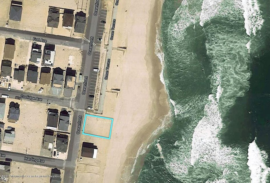 Land for Sale at 1728 Oceanfront 1728 Oceanfront Ortley Beach, New Jersey 08751 United States