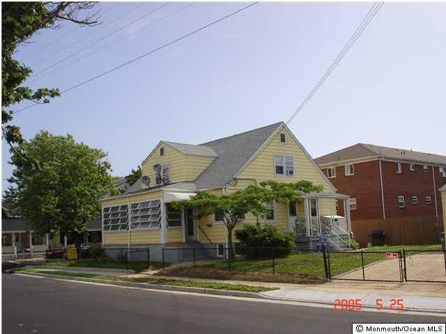 Casa Unifamiliar por un Alquiler en 1008 Madison Avenue 1008 Madison Avenue Bradley Beach, Nueva Jersey 07720 Estados Unidos