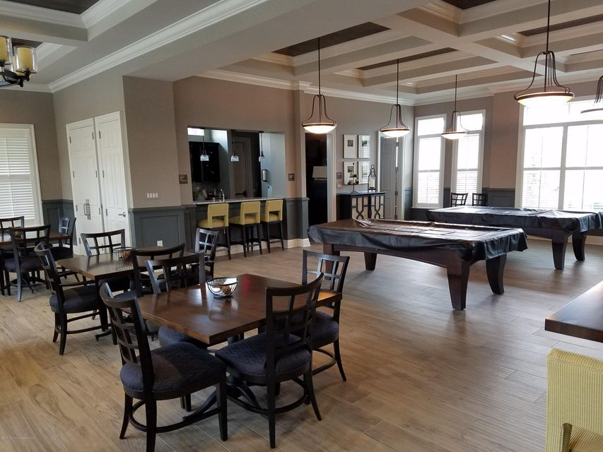 Clubhouse Party Room
