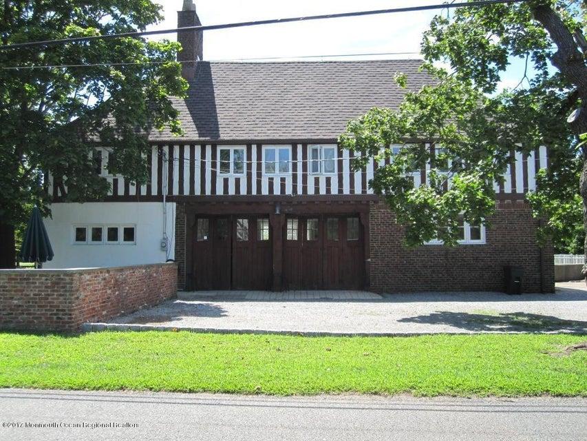 Maison unifamiliale pour l à louer à 166 Bingham Avenue 166 Bingham Avenue Rumson, New Jersey 07760 États-Unis