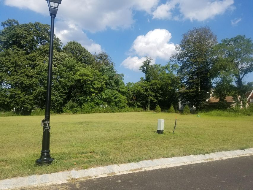 Land for Sale at 20 Gillespie Avenue 20 Gillespie Avenue Fair Haven, New Jersey 07704 United States