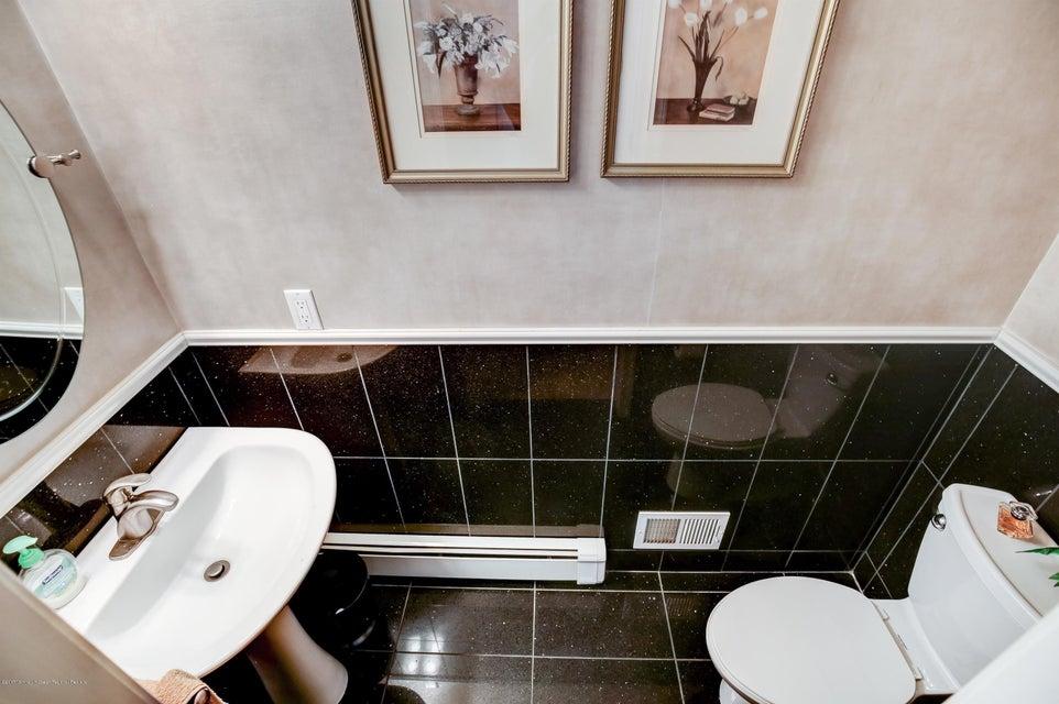 bath on first floor