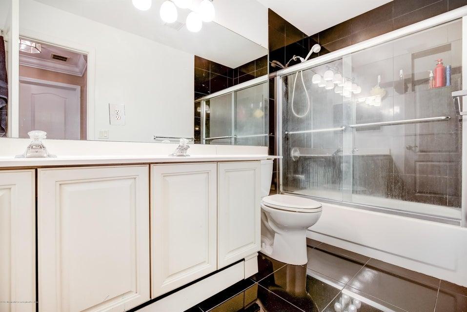 redone main bathroom