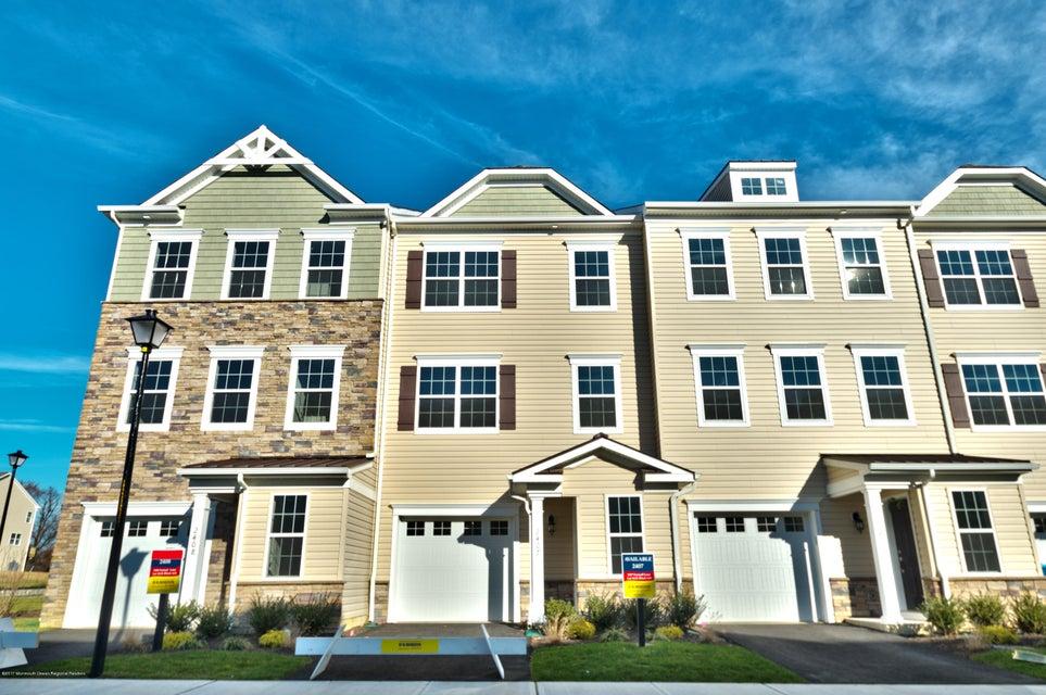 Casa para uma família para Venda às 2407 Farmell Lane 2407 Farmell Lane Monroe, Nova Jersey 08831 Estados Unidos