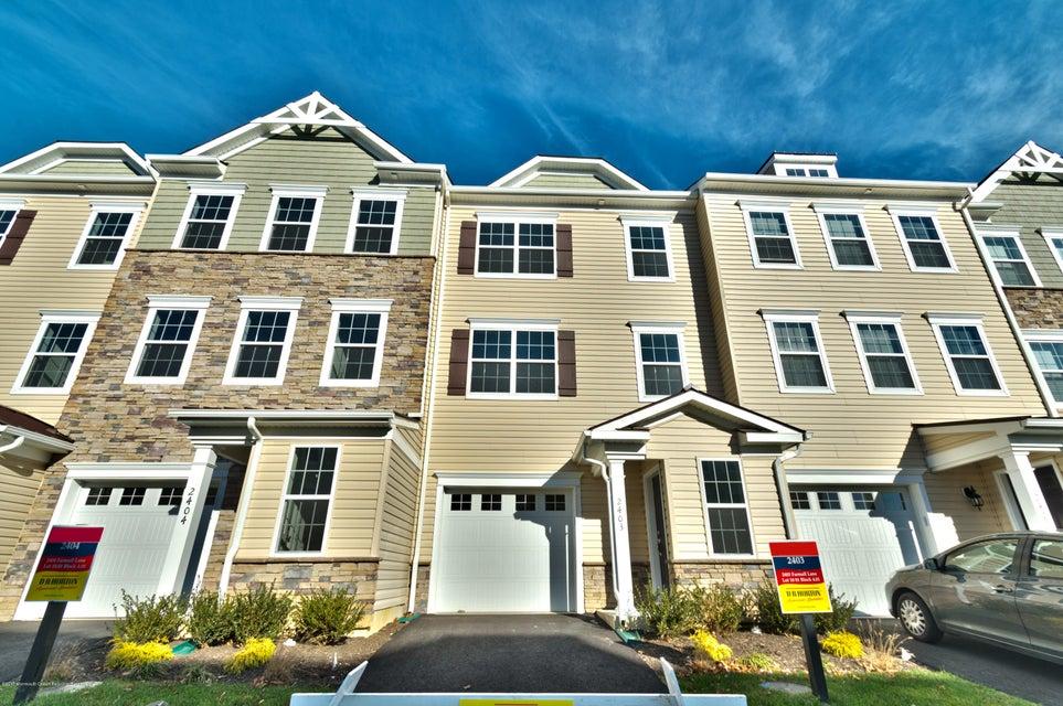 Casa para uma família para Venda às 2403 Farmell Lane 2403 Farmell Lane Monroe, Nova Jersey 08831 Estados Unidos