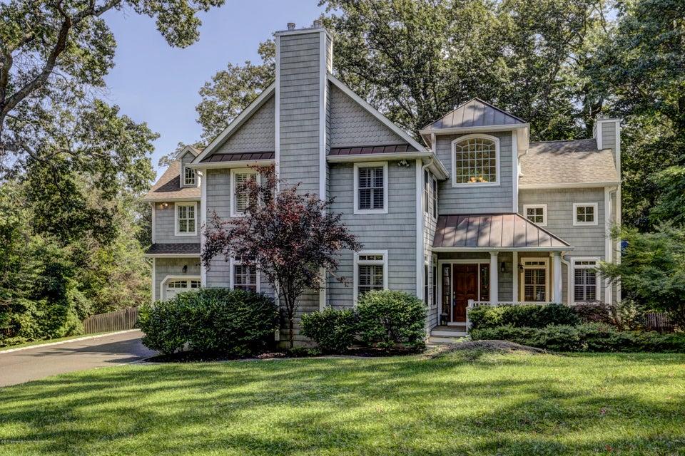 Casa Unifamiliar por un Alquiler en 20 Lawrie Road 20 Lawrie Road Atlantic Highlands, Nueva Jersey 07716 Estados Unidos