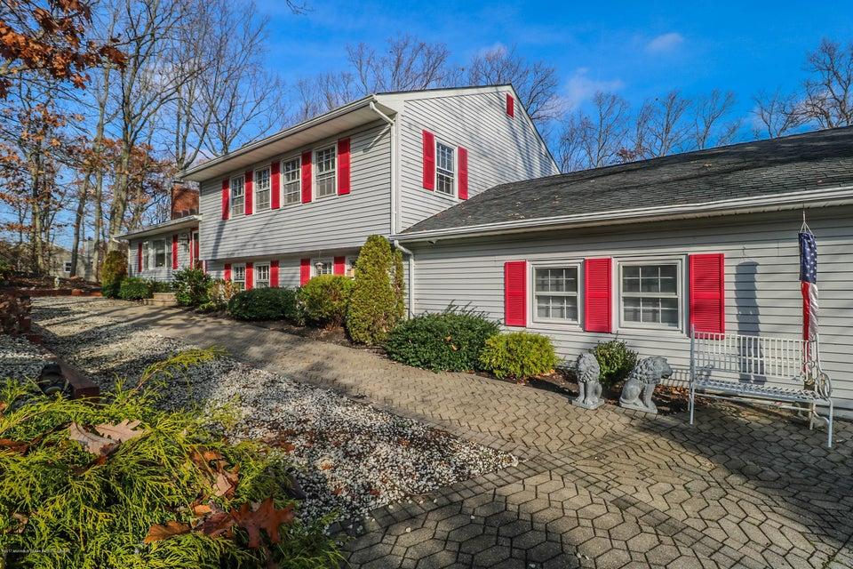 獨棟家庭住宅 為 出售 在 3233 Ridgewood Road 3233 Ridgewood Road Allenwood, 新澤西州 08720 美國
