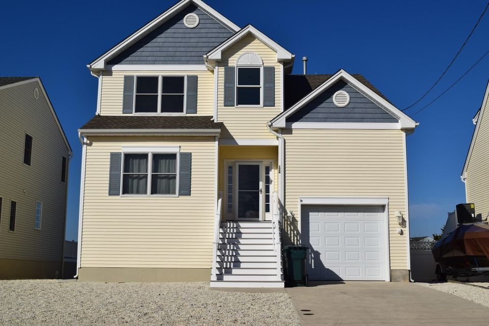 Single Family Home for Sale at 126 Binnacle Drive 126 Binnacle Drive Little Egg Harbor, New Jersey 08087 United States