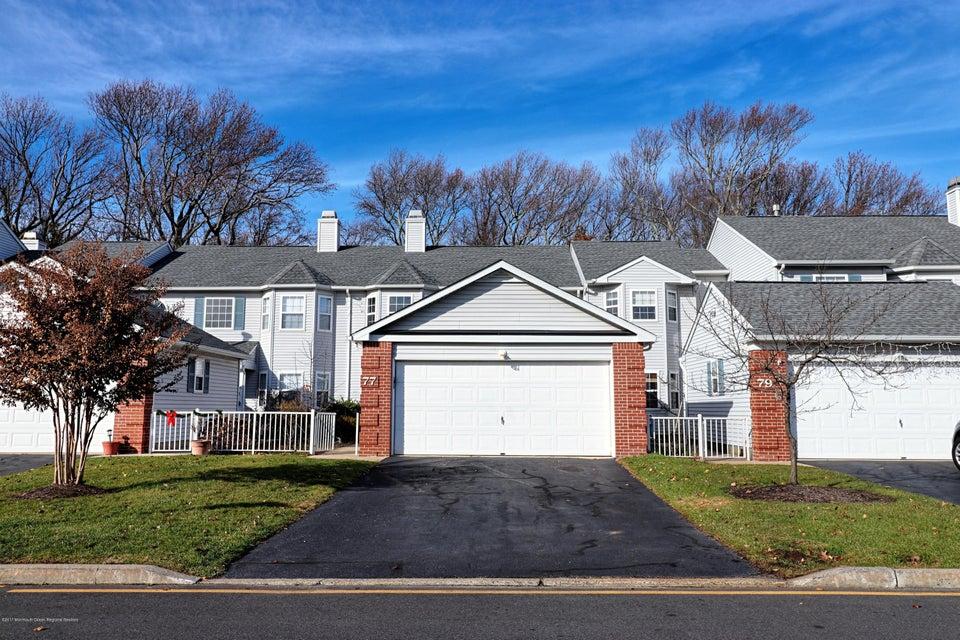단독 가정 주택 용 매매 에 77 Mc Kinley Drive 77 Mc Kinley Drive Ocean Township, 뉴저지 07712 미국