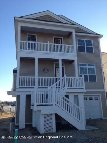 Maison unifamiliale pour l Vente à 968 Mill Creek Road 968 Mill Creek Road Beach Haven West, New Jersey 08050 États-Unis