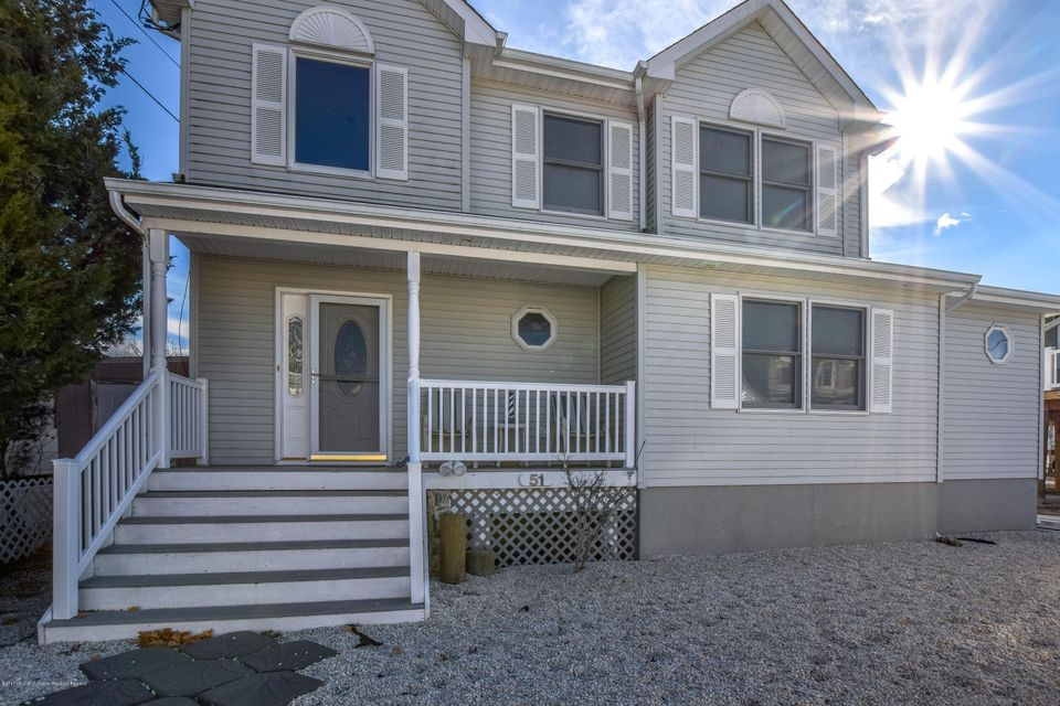 Single Family Home for Sale at 51 Clarence Drive 51 Clarence Drive Beach Haven West, New Jersey 08050 United States