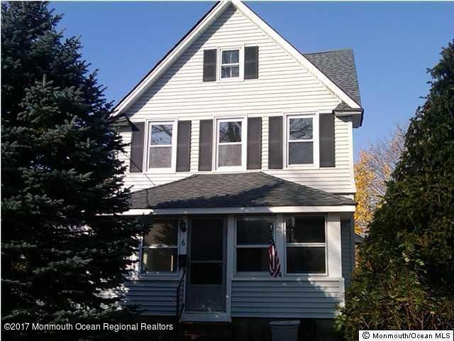 Single Family Home for Rent at 6 West Street 6 West Street Rumson, New Jersey 07760 United States